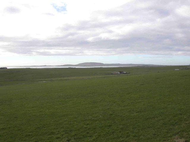 March 2005, Looking NW from Rapness, Westray