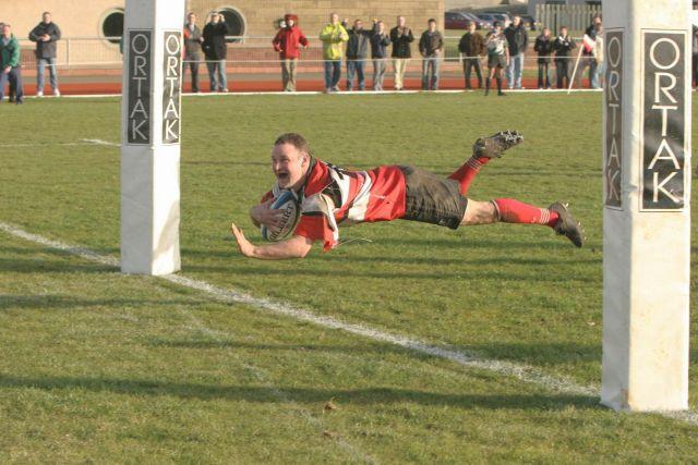 Orkney Rugby Club v Forrester