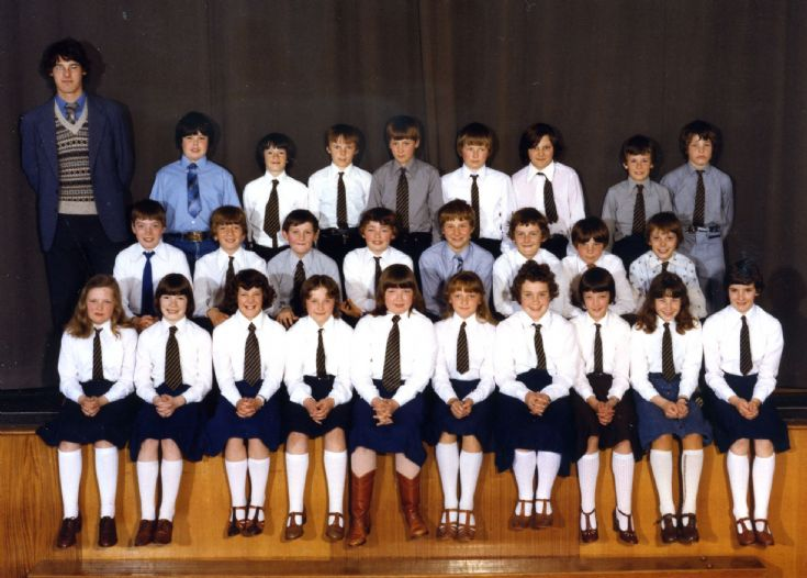Papdale Primary P7