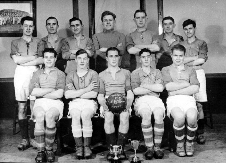 Thorfinn FC B Team 1950