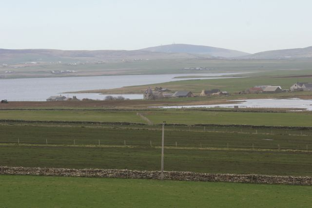 April 2005, looking SE from Sandwick