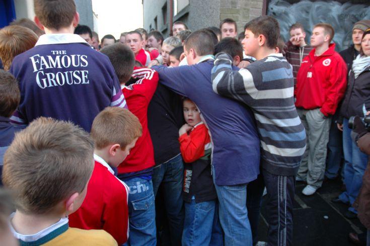 Christmas Day Boys Ba 2007
