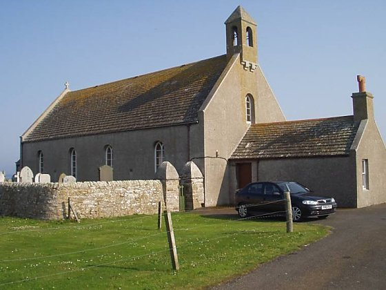 St Ninian, Deerness