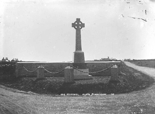North Ronaldsay War Memorial