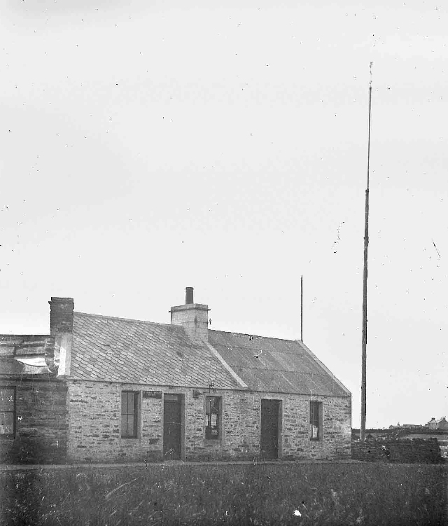 North Ronaldsay Wireless Station and Post Office