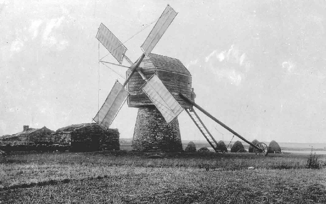 Peckhole Mill, North Ronaldsay