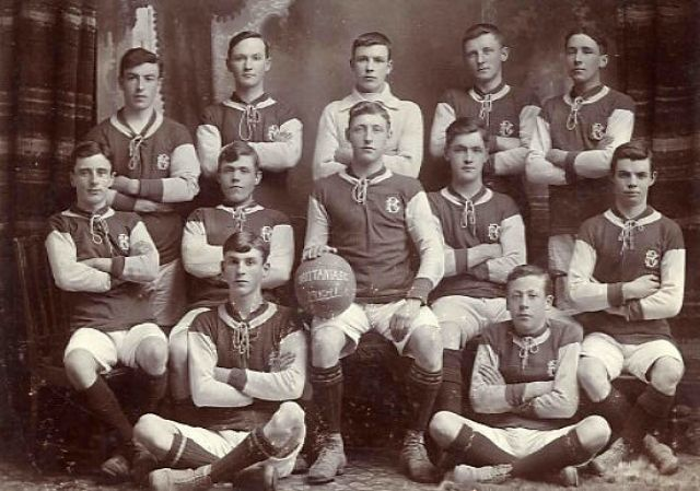 Britannia FC Kirkwall, 1910-11