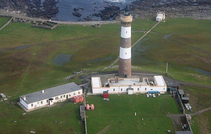 Dennis Head Lighthouse, North Ronaldsay