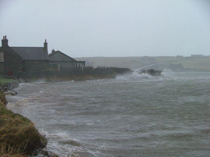Big tides Jan 2005