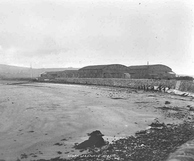 Scapa Seaplane Station