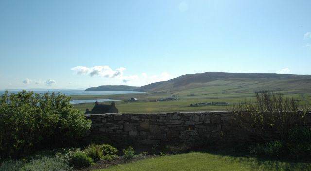 May 2004, Looking East from NW Rousay