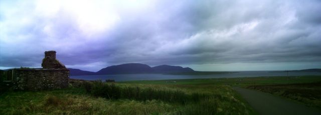 Panorama from Orphir
