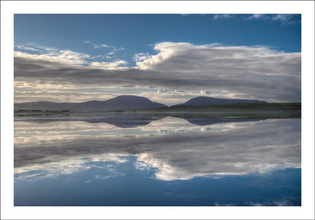 Reflections On Stenness Loch