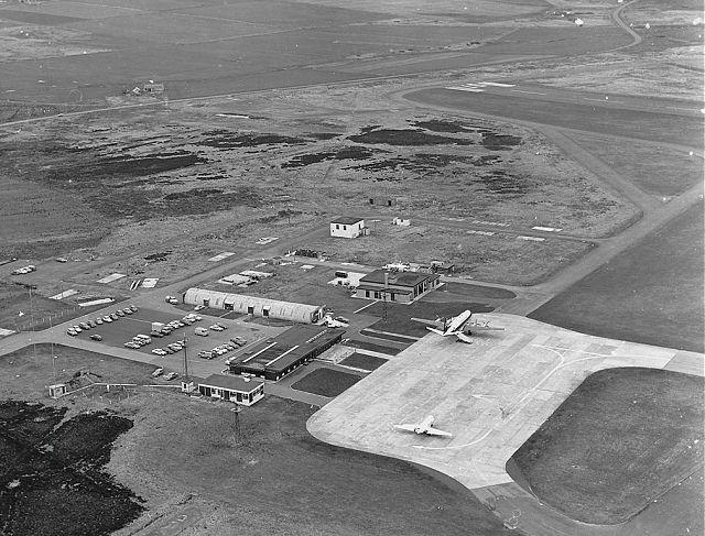 Kirkwall Airport, 1969