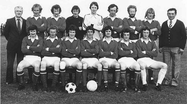 1980 Milne Cup team