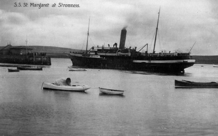 S S St Margaret at Stromness