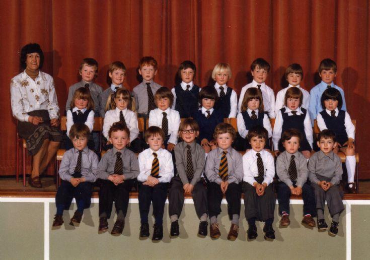 P1 Papdale Infant School