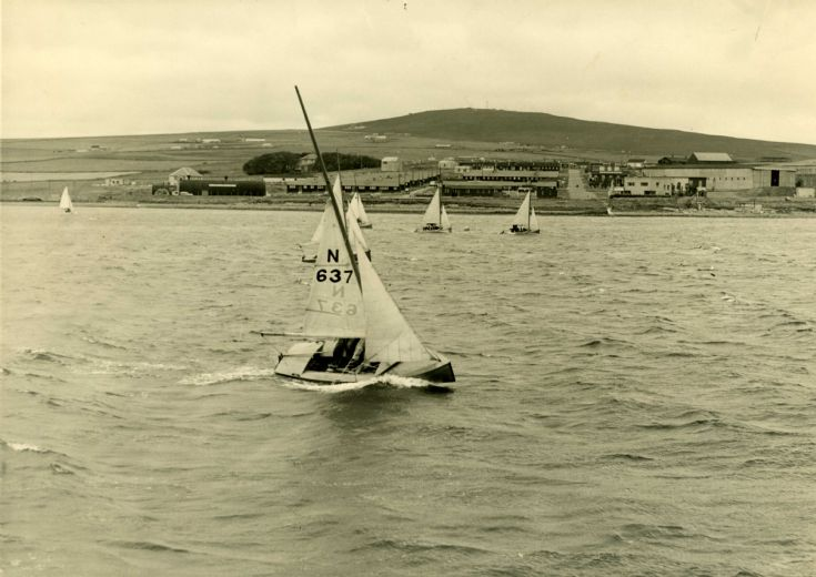 Orkney Sailing Club - points racing