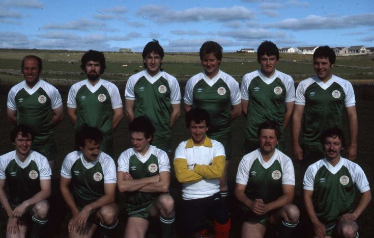 Post Office Football Team