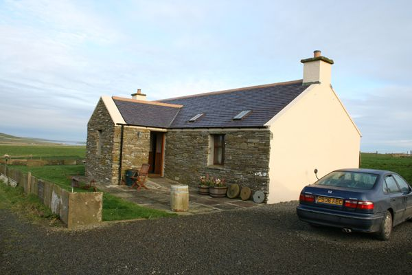 Renovated Dounby croft