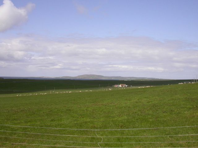 May 2005, Looking NW from Rapness, Westray