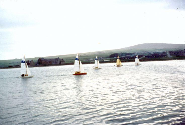 YW Catamarans - OSC Points Racing