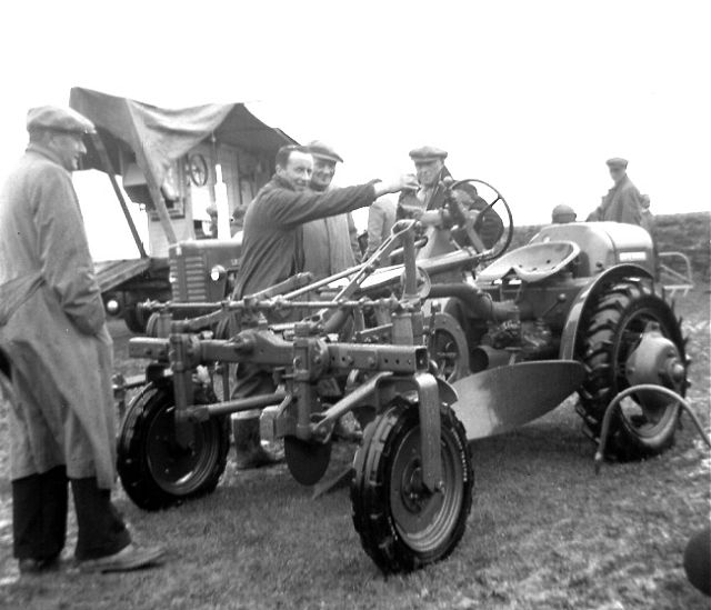 County Show in the 50s