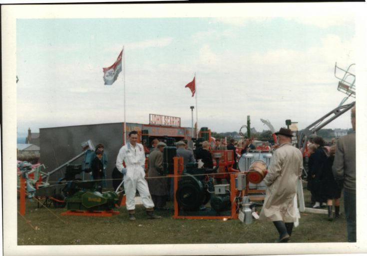 Scarths,county show.