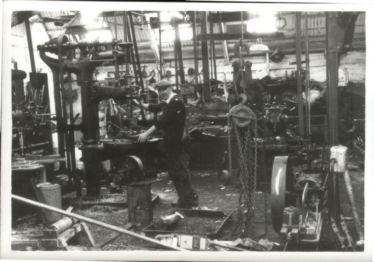Scarth's workshop.