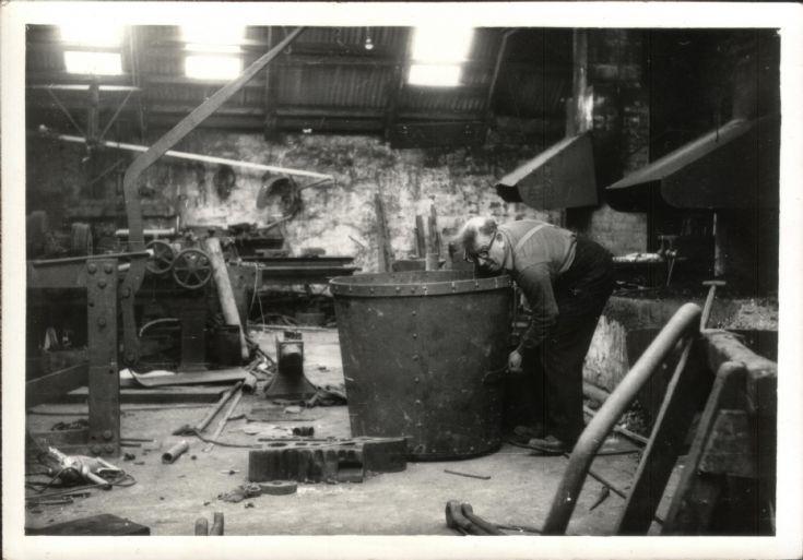 Scarth's workshop