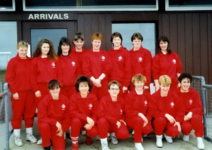 Orkney Hockey Squad