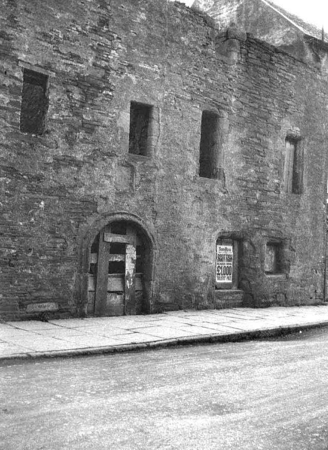 The Castle, Main Street, Kirkwall