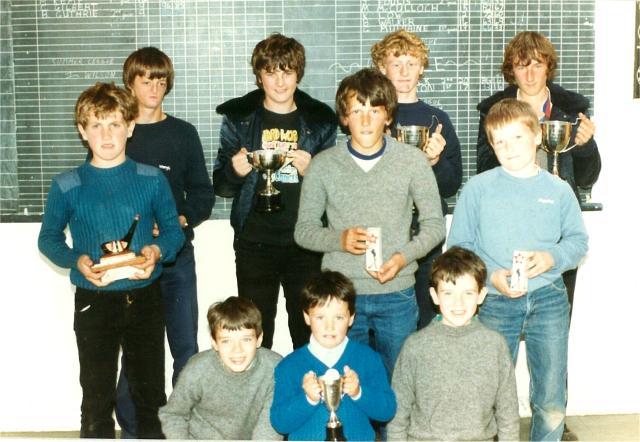 1981 Orkney Golf Club Boys Championship