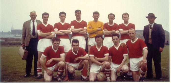 Old Orkney Team
