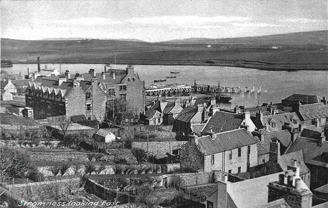 Stromness looking East
