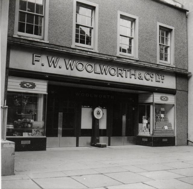 Woolworths in Kirkwall