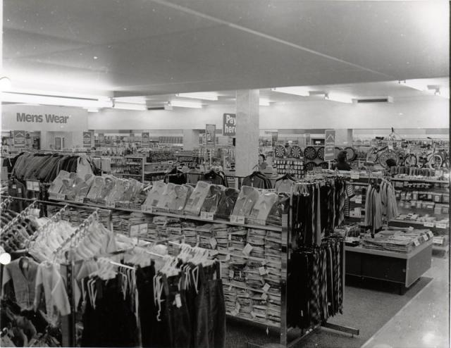 Woolies, post extension