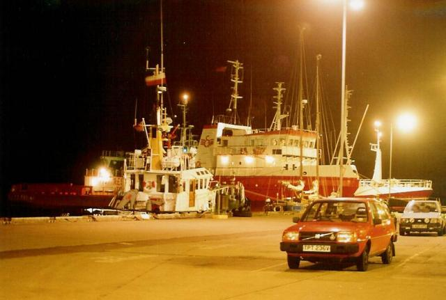 Seaboard Supreme in Lerwick