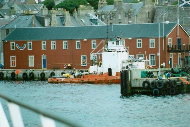 Tug Winwood in Lerwick