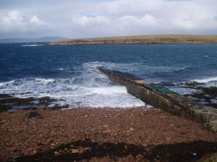 Pier at Golta