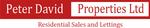 Peter David Properties Ltd  - Halifax Logo