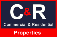 C and R Properties Logo