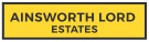 Ainsworth Lord Estates Ltd - Darwen Logo