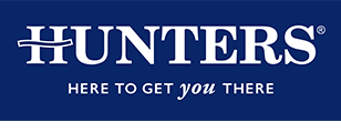 Hunters - Sheffield Crookes Logo