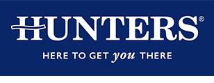 Hunters - Woodseats Logo