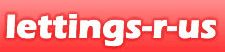 Lettings-R-Us Frome Logo
