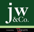 JW and Co incorporating Langleys Logo