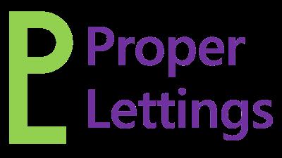 Proper Lettings Tarporley Logo