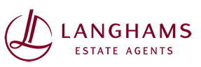 Langhams Estate Agents Logo