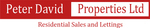 Peter David Properties Ltd - Huddersfield Logo